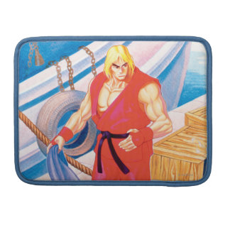 Ken on Dock Sleeve For MacBooks