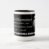 Ken Plummer Memorial Mug