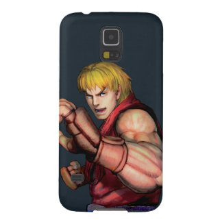 Ken Ready to Fight Galaxy S5 Case
