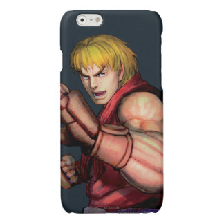 Ken Ready to Fight Glossy iPhone 6 Case