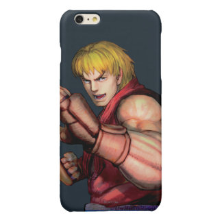 Ken Ready to Fight Glossy iPhone 6 Plus Case