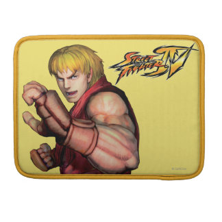 Ken Ready to Fight Sleeve For MacBook Pro