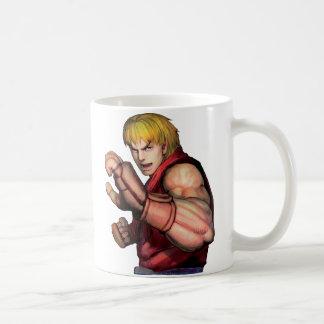Ken Ready to Fight Mug