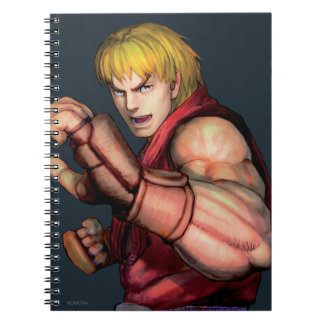 Ken Ready to Fight Notebooks