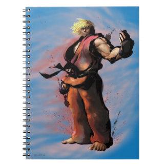 Ken Taunt Note Book
