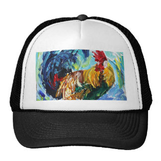 Ken the Rooster. Love chickens love these special Trucker Hat