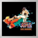 Ken Vs. Ryu 2 Posters