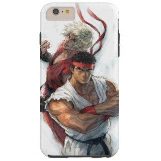 Ken y Ryu 2 Funda De iPhone 6 Plus Tough