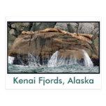 kenai 10, fiordos de Kenai, Alaska Postal