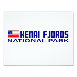 Kenai Fjords National Park Card