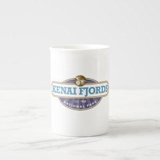 Kenai Fjords National Park Porcelain Mug