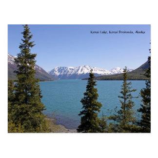 Kenai Lake, Kenai Peninsula,... Postcard