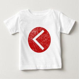 Kenaz Rune Baby T-Shirt