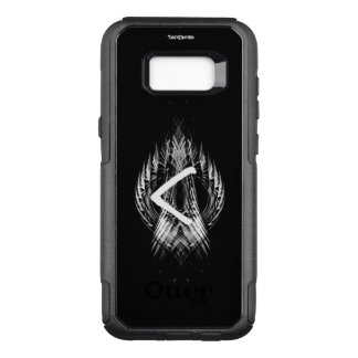 ☼KENAZ – RUNE OF REGENERATION & FIRE☼ OtterBox COMMUTER SAMSUNG GALAXY S8+ CASE