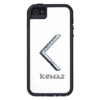 Kenaz rune symbol iPhone SE/5/5s case