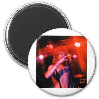 KenBoy LIVE REDFull 2 Inch Round Magnet