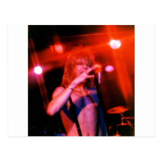 KenBoy LIVE REDFull Postcard
