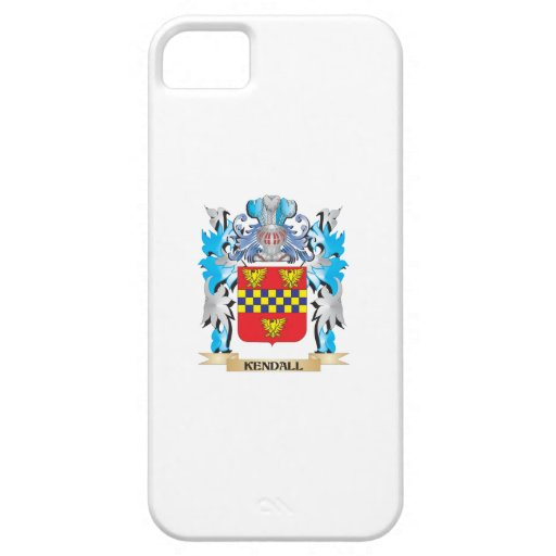 Kendall Coat of Arms - Family Crest iPhone 5/5S Covers