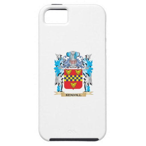 Kendall Coat of Arms - Family Crest iPhone 5/5S Cover