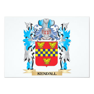 Kendall Coat of Arms - Family Crest Invites
