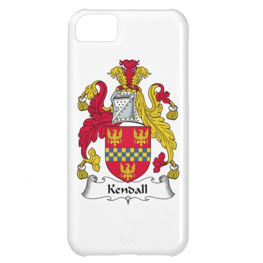Kendall Family Crest iPhone 5C Cases