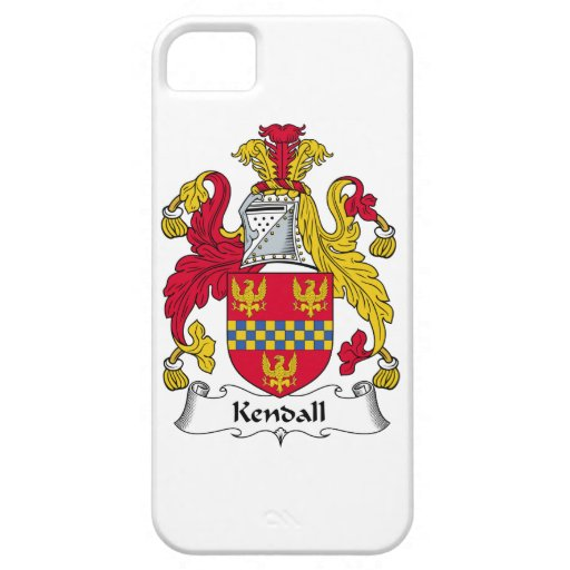 Kendall Family Crest iPhone 5 Cases