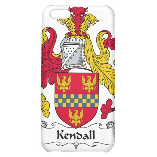 Kendall Family Crest Case For iPhone 5C
