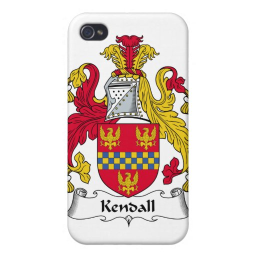 Kendall Family Crest iPhone 4/4S Cover