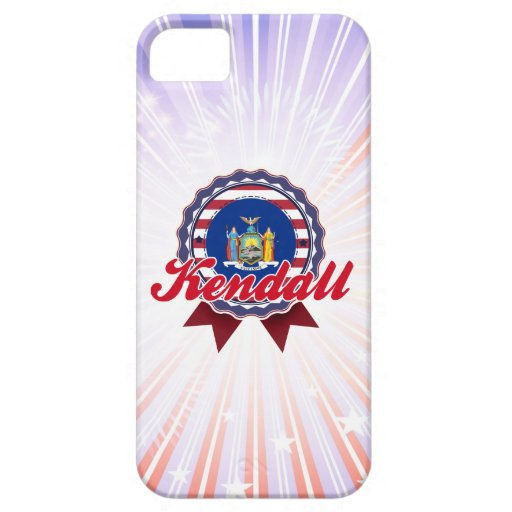Kendall, NY iPhone 5 Case