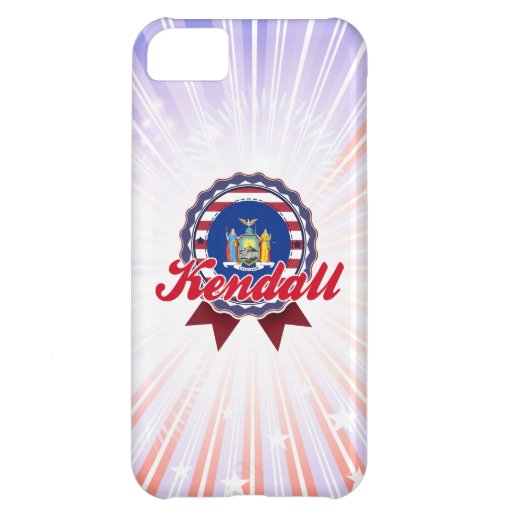 Kendall, NY Case For iPhone 5C