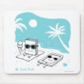 Kendall & Paige - Beach Mouse Pad