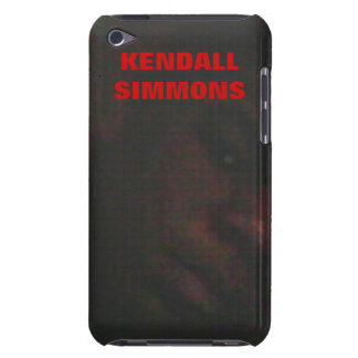 """""""KENDALL SIMMONS"""" Photo iPod 4G Case iPod Touch Case-Mate Case"""