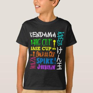 Kendama Block 2 T-Shirt