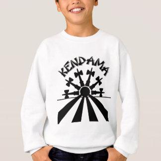 Kendama Sun, black Sweatshirt