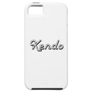 Kendo Classic Retro Design iPhone 5 Covers