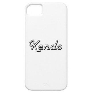 Kendo Classic Retro Design iPhone 5 Case