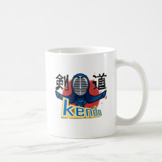 Kendo Coffee Mug