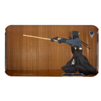 Kendo Fencer Practicing Case-Mate iPod Touch Case