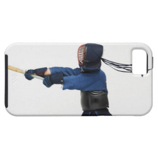 Kendo Fencer Practicing iPhone SE/5/5s Case