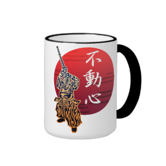 kendo fudoshin coffee mugs