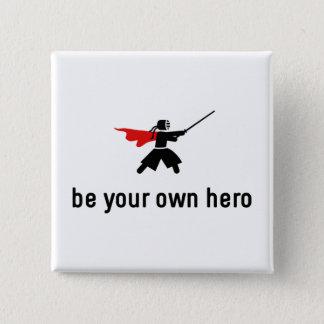 Kendo Hero Button