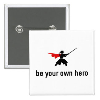 Kendo Hero Button