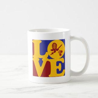 Kendo Love Coffee Mug