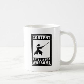 Kendo Coffee Mugs