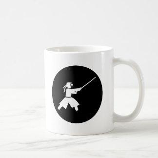 Kendo Coffee Mug