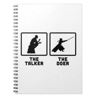 Kendo Notebook