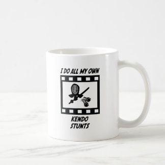 Kendo Stunts Coffee Mug