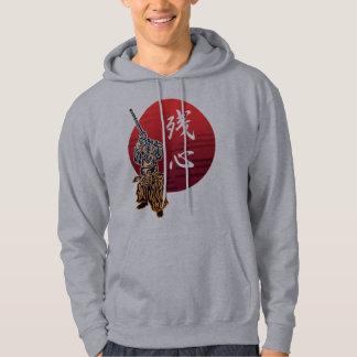 Kendo zanshin hoodie