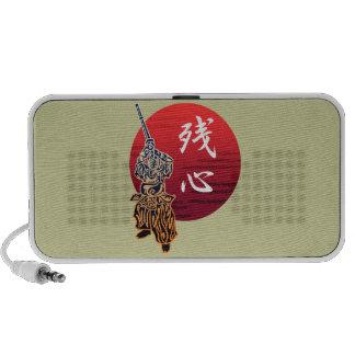 Kendo zanshin speakers