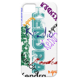 Kendra Case iPhone 5 Name Case